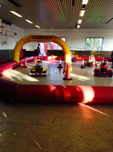 gokart party caerwent